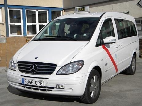 taxi 7 plazas