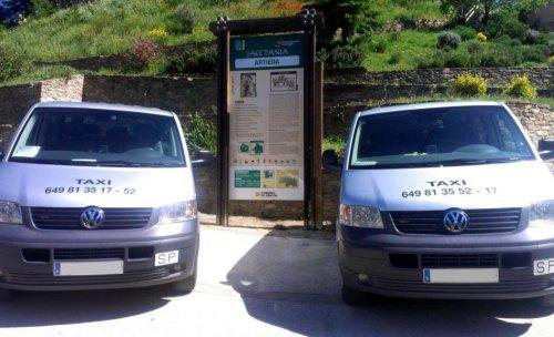 Taxis Artieda y Sigüés