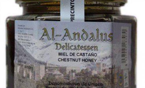 Miel de Castaño con DO Alpujarras