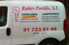 Cerrajería Robles Portillo