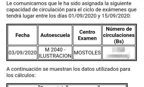 Tasa de aprobados más alta de Madrid