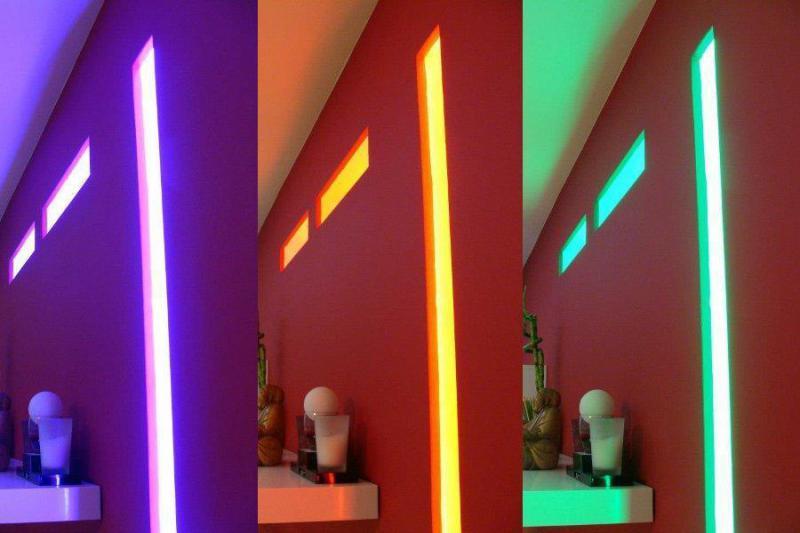 Decoración LED