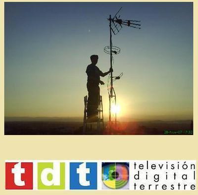 antenas,tdt,antenista