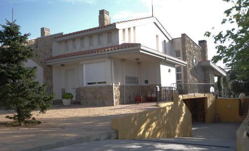 vivienda unifamiliar Eurovillas Nuevo Baztán Madrid