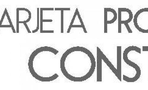 Tarjeta Profesional de la Construccion - Tarjeta TPC