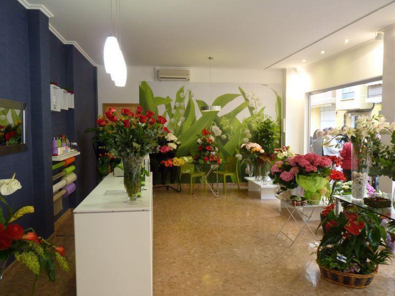 Floristeria Muguet Alzira interior
