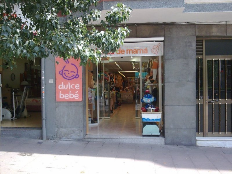 Tienda de Calle artesania nº10 Barcelona