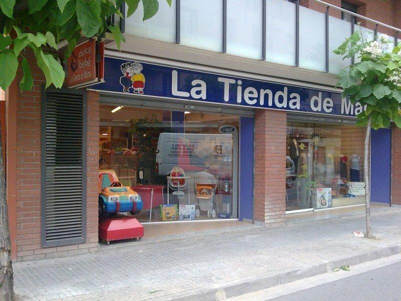 Tienda de Ntras Sra de Lourdes nº29 Rubi (Barcelona)