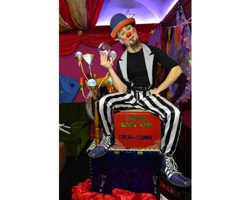 Mundo del circo participativo