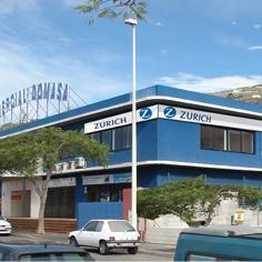 Oficina de Seguros Zurich Adeje Tenerife