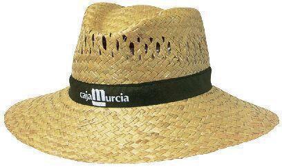 a614f8f2f73 ... publicitarios Sombrero con cinta de colores con su publicidad, ideal  para fiestas, romerias,cooperativas ...