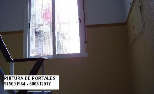pintura de portal