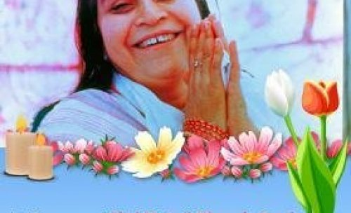 Shri Mataji, fundadora de la meditación Sahaja Yoga