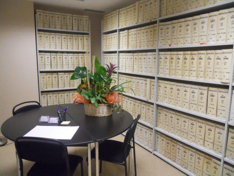 Sala de firmas