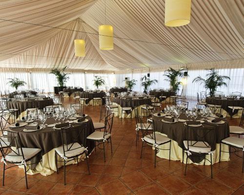 Amplia experiencia en la organización de bodas
