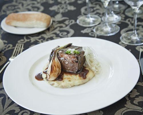 Gastronomía a cargo de pepe rodríguez