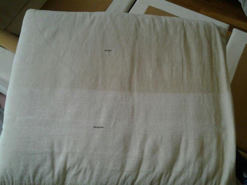 Limpieza de tapicerias