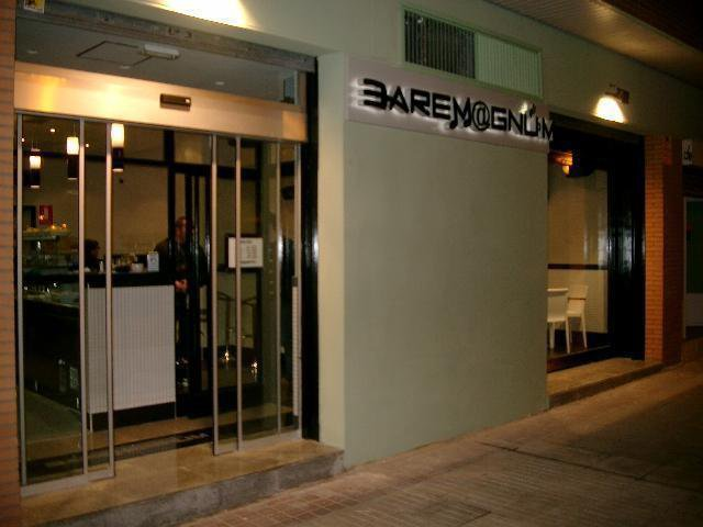 Reforma de Cafeteria