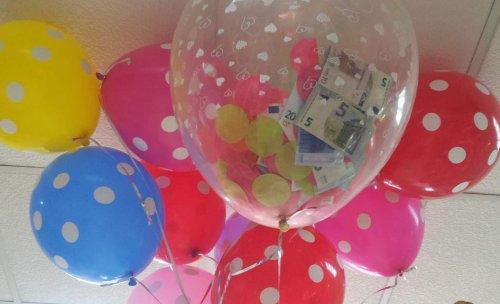 globos con helio