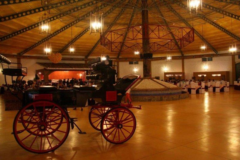 Salon Plaza Toros para eventos
