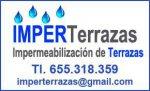 Impermeabilización de terrazas, azoteas, terrados, cubiertas, garajes, etc.