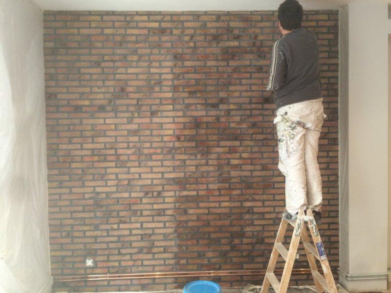 Rehabilitación de piso.