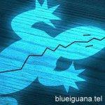 Logo The Blue Iguana Bar Valencia