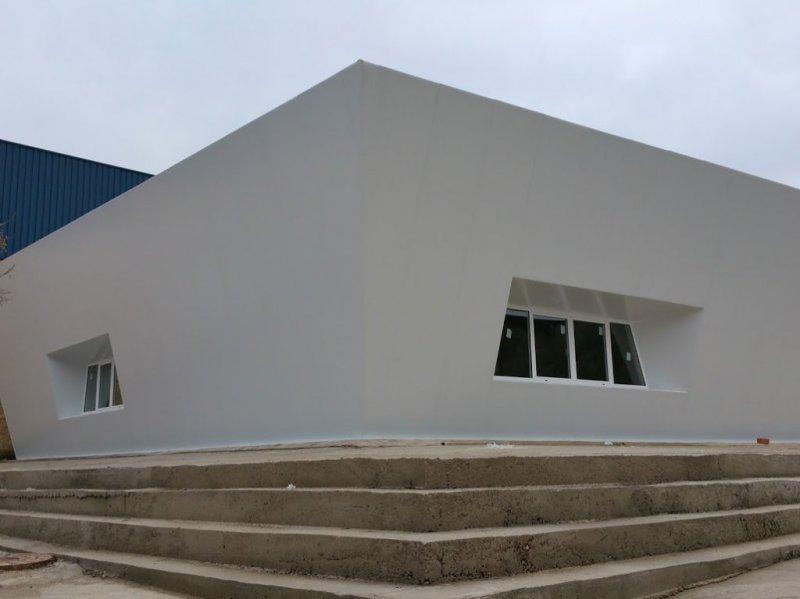 NAVE para Instalaciones Deportivas