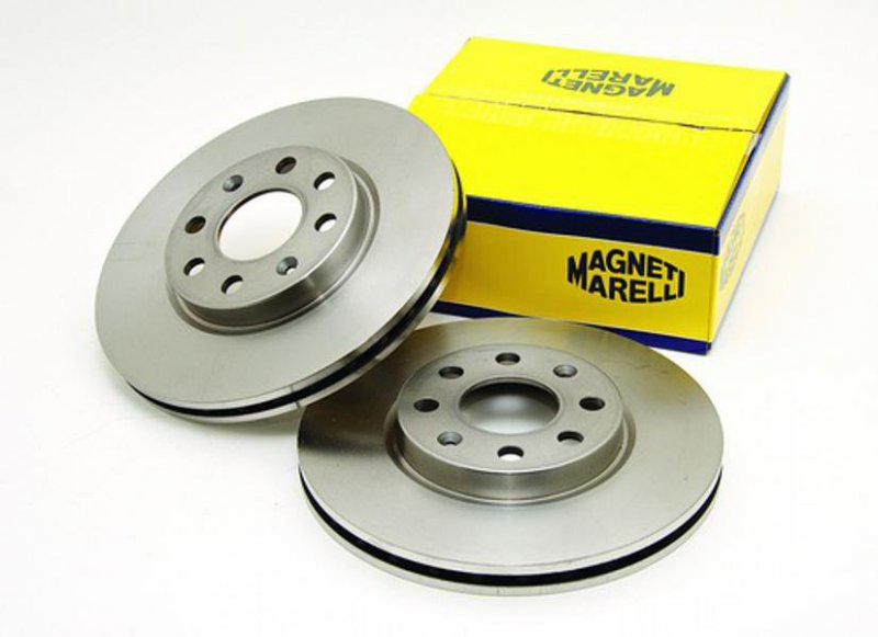discos de freno magneti marelli