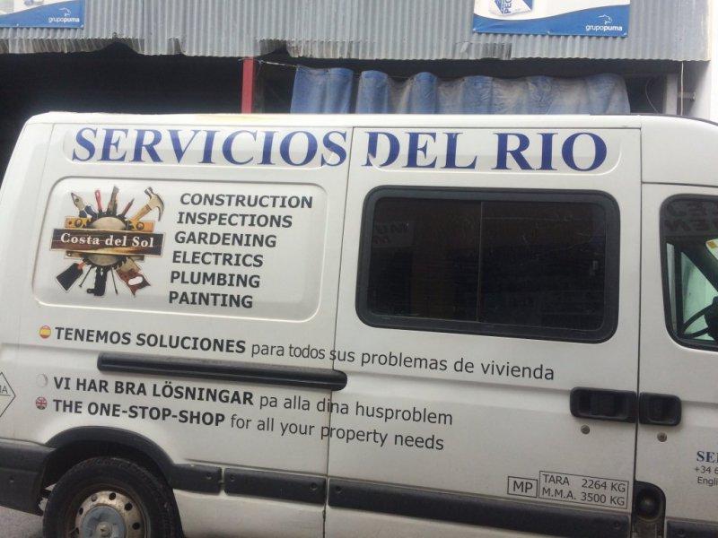Servicios del Río