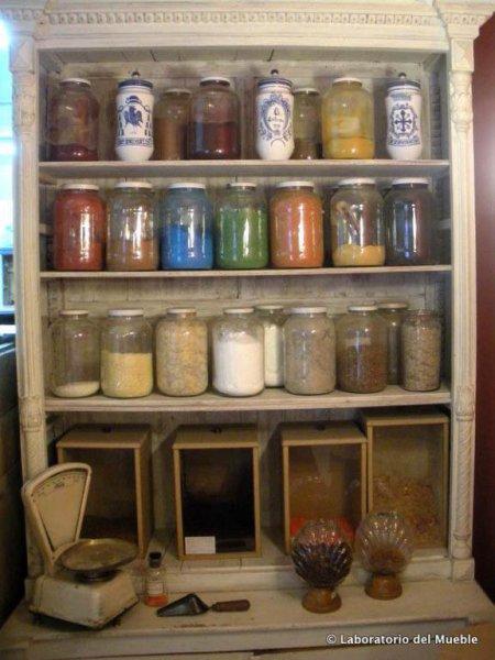 Productos para restauración de muebles