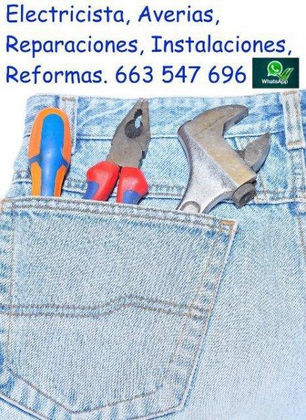 Electricista-averias-reparaciones-instalaciones-reformas