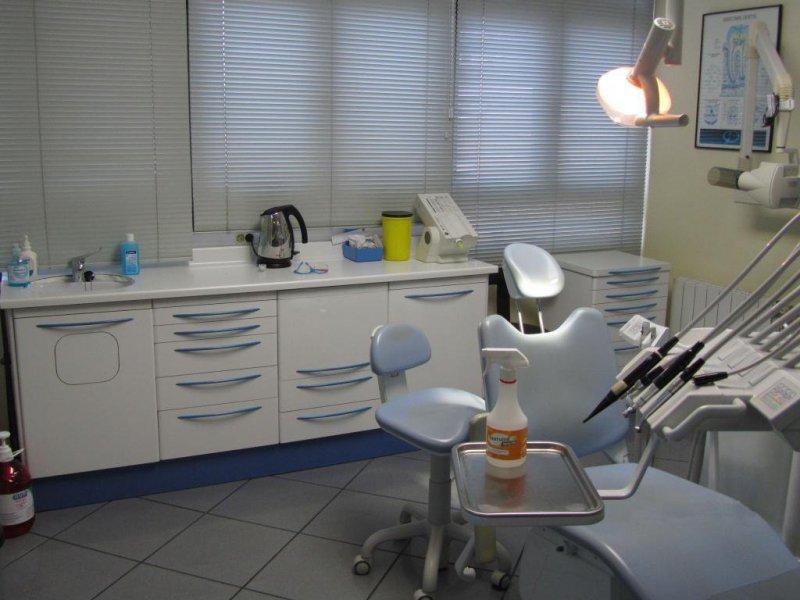 Gabinete 1. Clínica Dental Pilar Castillón Corcelles, dentista en Málaga