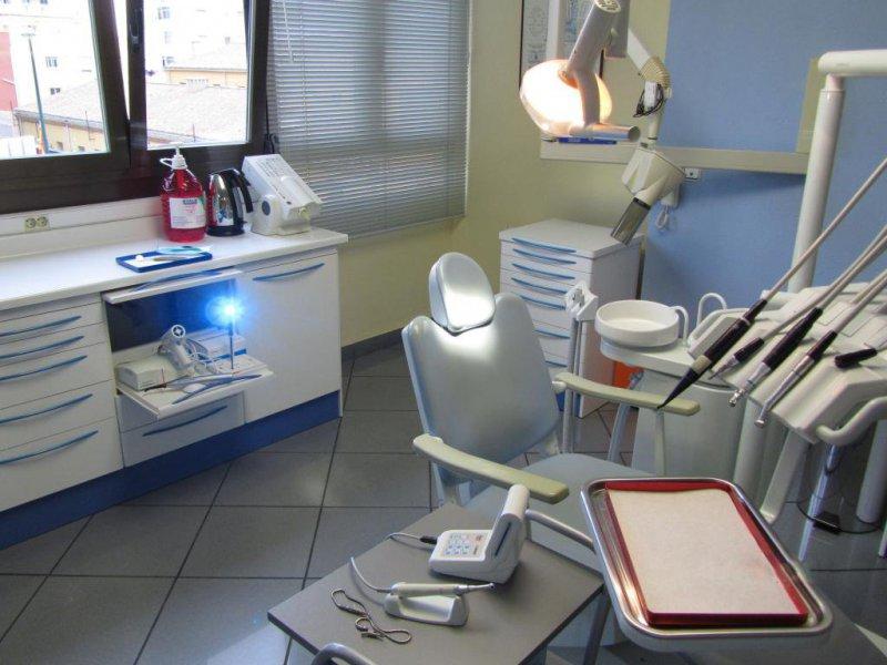 Gabinete 2. Clínica Dental Pilar Castillón Corcelles, dentista en Málaga