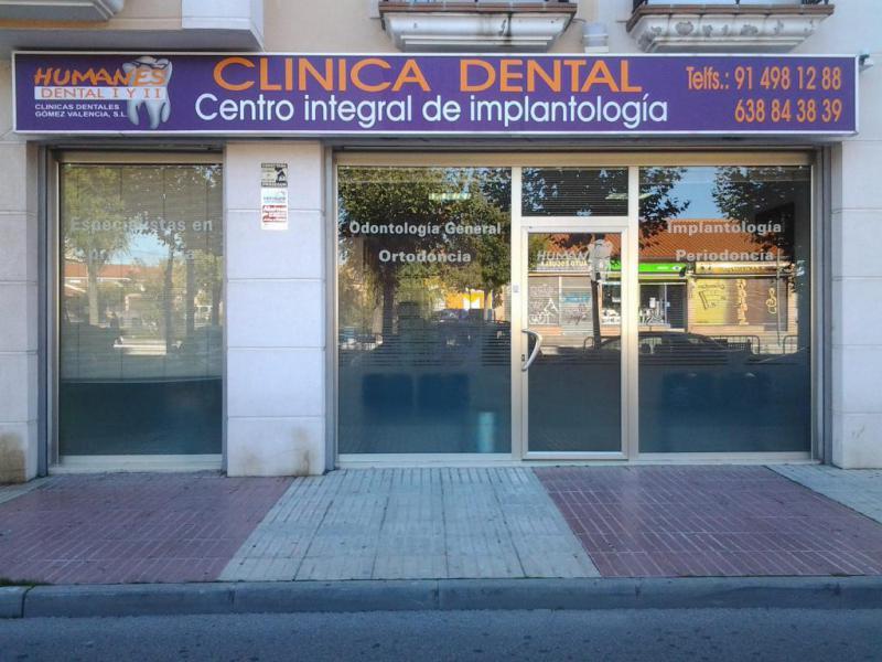 Humanes Dental I y II, dentistas en Humanes de Madrid