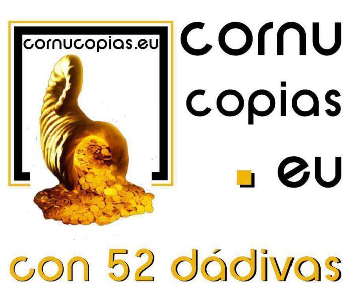 Tarjetas Cornucopias
