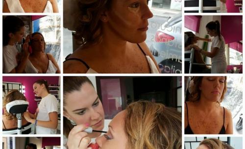Maquillaje de boda para acompañantes en Huelva