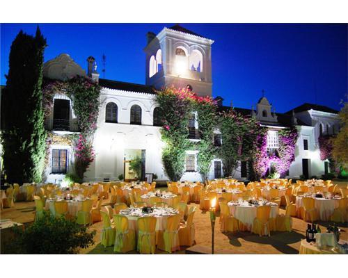 Un espectacular hotel para bodas