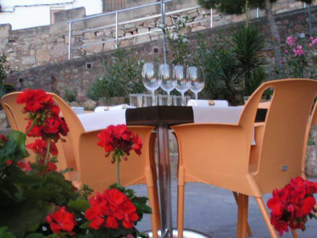 El encanto de nuestra terraza
