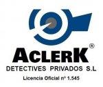 Logo detectives Aclerk