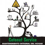 logo cotonat service