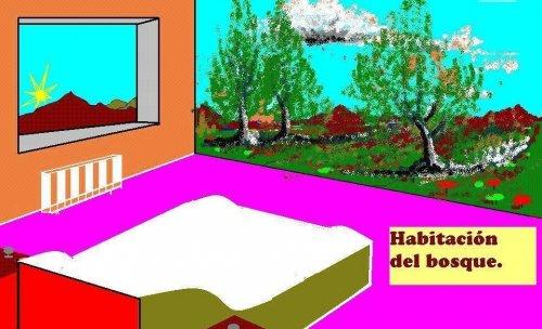 HABITACIÓN DE DEL BOSQUE