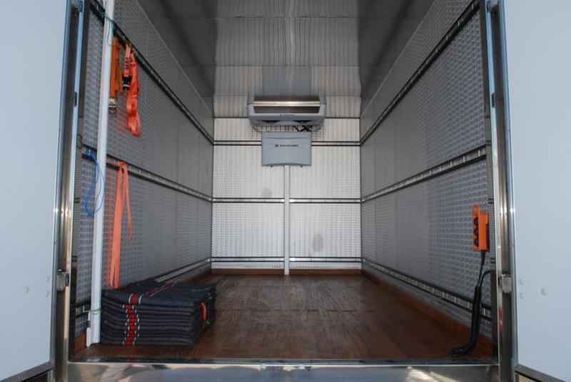 Interior vehículo Hermanos Lara