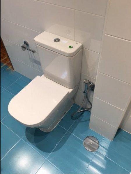 Reforma de baño en calle Castilla