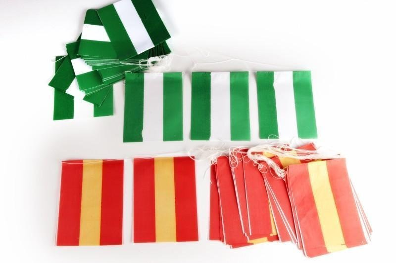 banderas de papael