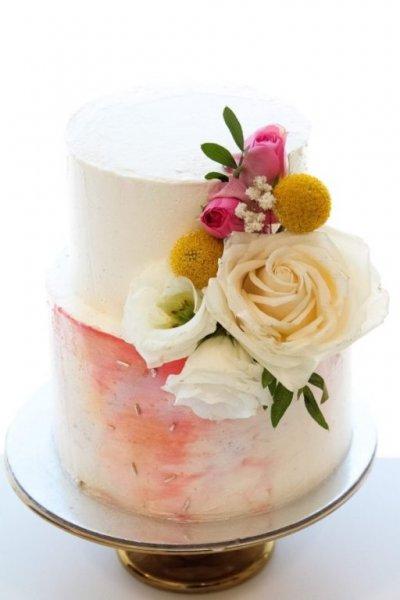 Smooth Watercolur Cake
