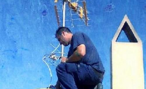 Instalacion antena tdt