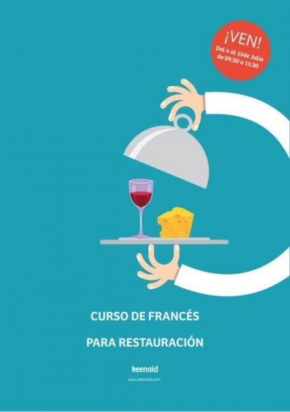 Curso Francés Hostelería