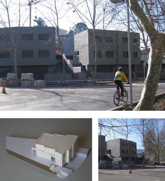 4 cases d'alt standing a Banyoles (Girona)