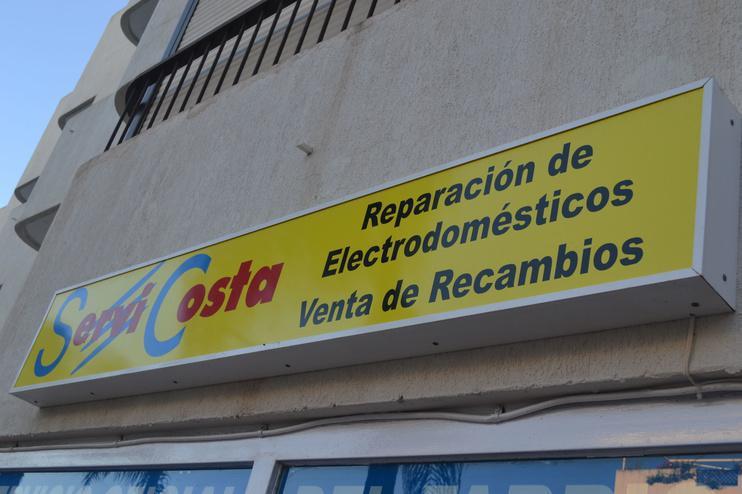 Reparaciones de Electrodomésticos Almuñécar